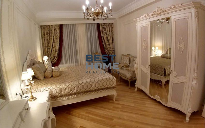 Квартира в классическом стиле в новостройке