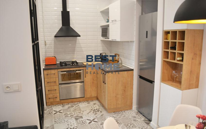 Уютная квартира-студия в новостройке на Маштоца