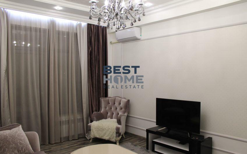 Три комнаты в элегантной новостройке на Саят-Нова