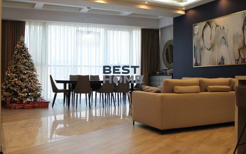 Стильная квартира в новостройке на Саят-Нова