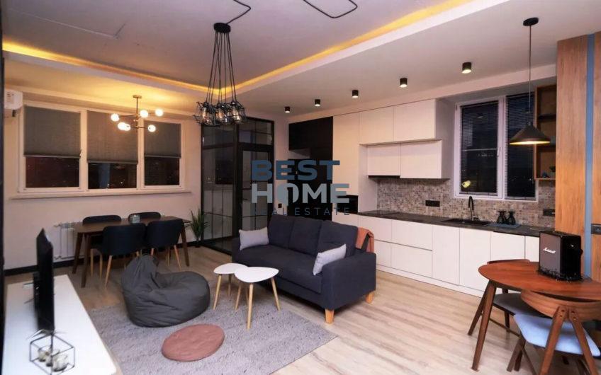 Уютная квартира в новостройке в Арабкире