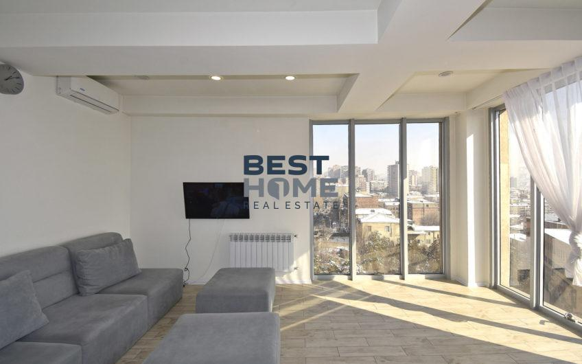 One bedroom apartment in a new building at Orbeli street