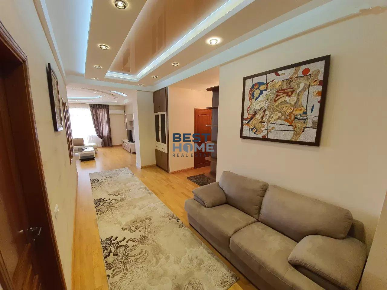 Nice two bedroom apartment for rent in a small center