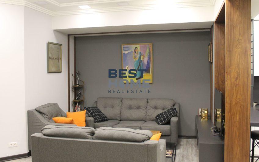 Трехкомнатная квартира в новостройке на Лео