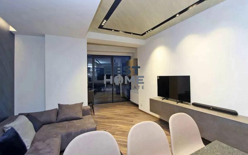 Изысканная квартира на Саят-Нова в элитном доме