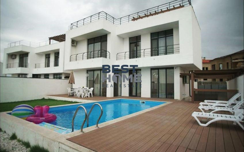 Двухэтажная вилла с бассейном и садом аренда