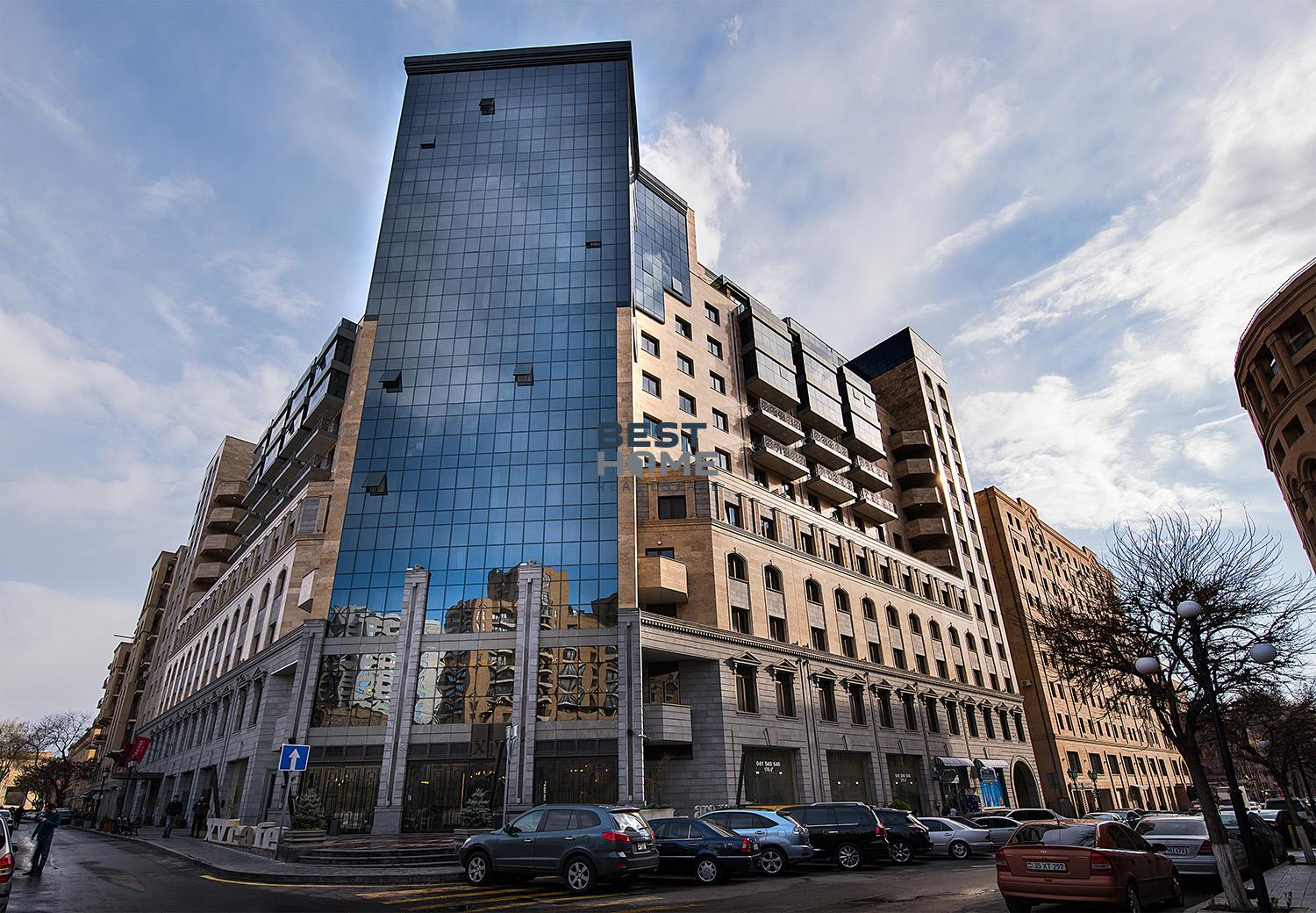 Apartments for sale on Buzand street in Yerevan property in a small center real estate in Armenia
