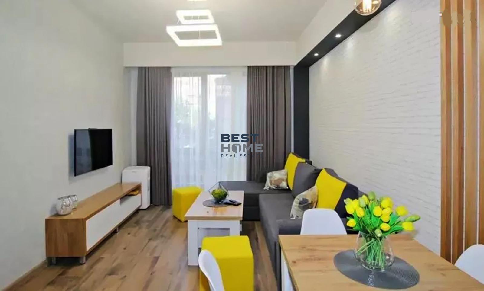 Уютная квартира в новостройке в аренду  на Екмаляна