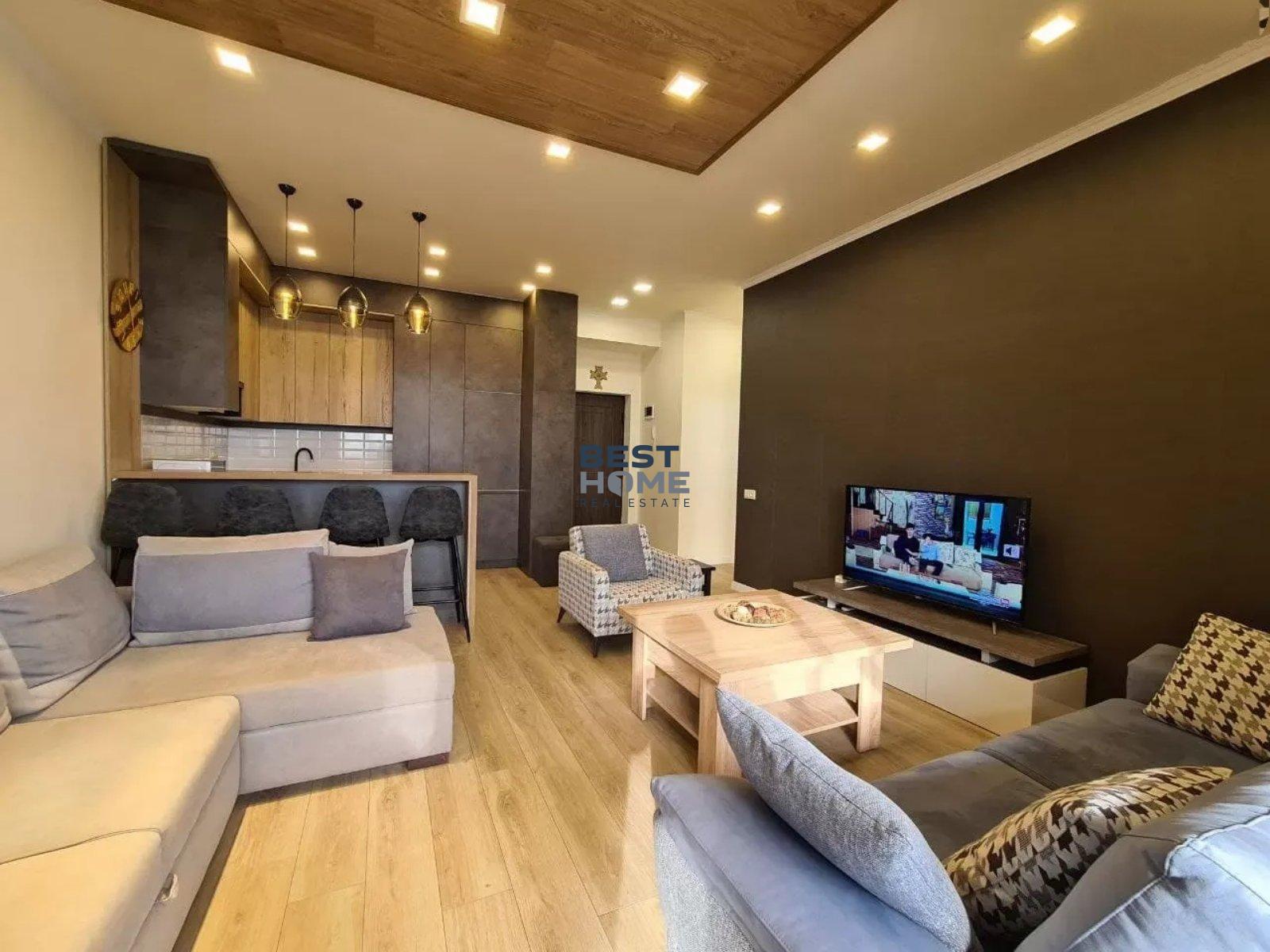 One-bedroom apartment on Yeznik Koghbatsi street