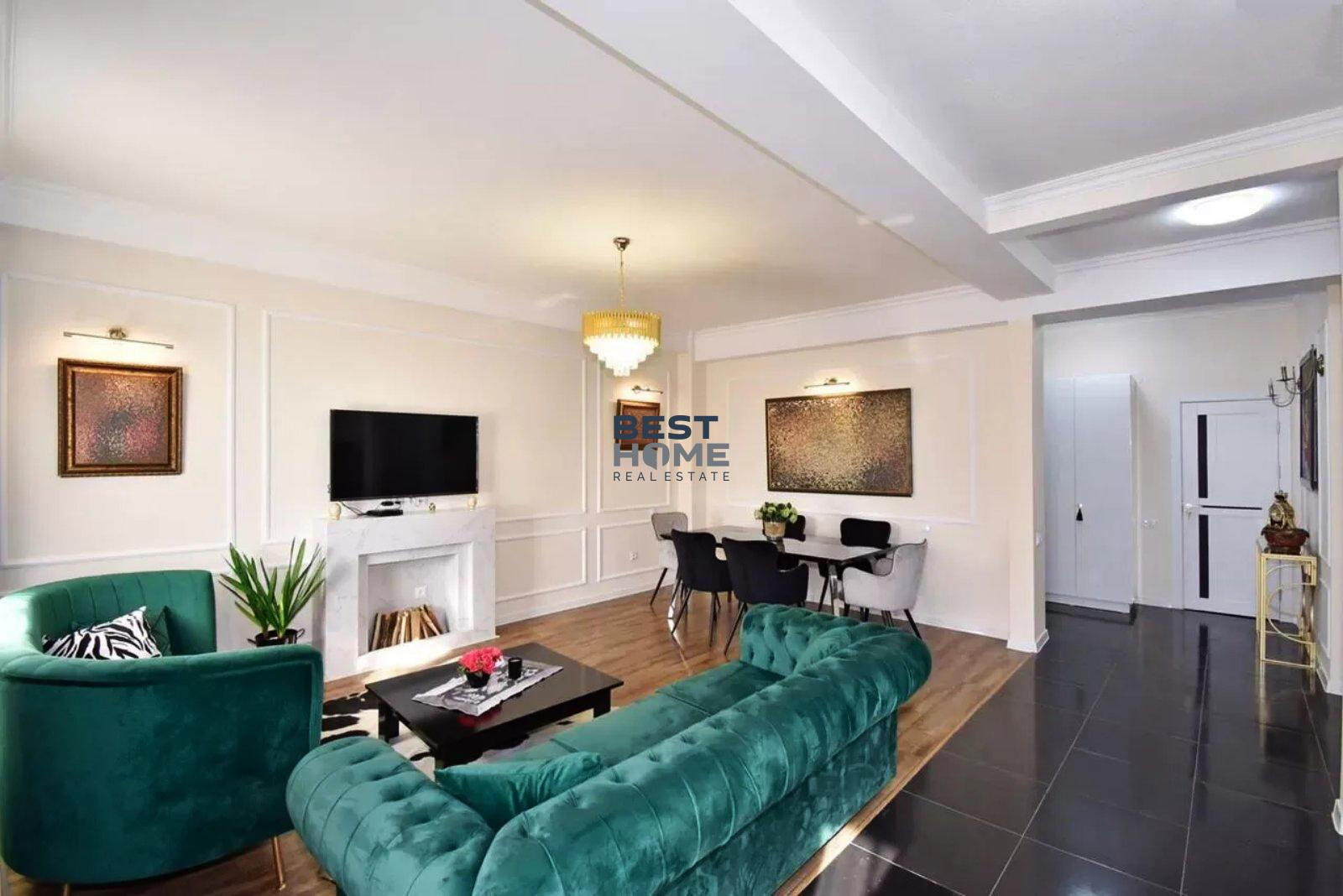 New-renovated two-bedroom apartment in Norq